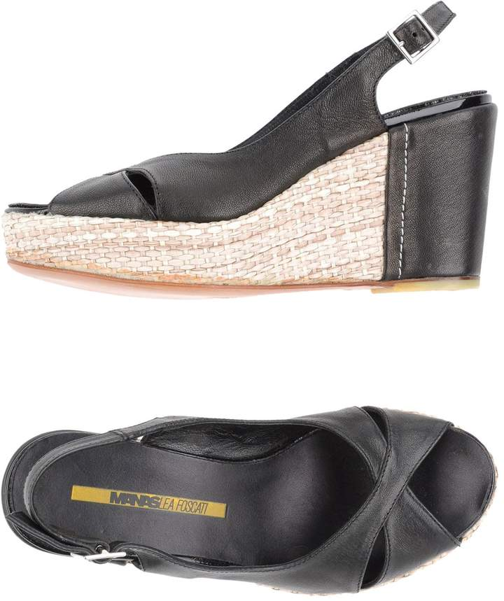 Manas Lea Foscati Sandals - Item 11327820