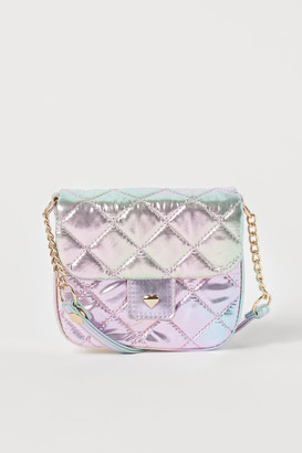 H&M Quilted Shoulder Bag - Purple