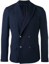 Paolo Pecora double-breasted blazer