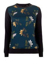 Ted Baker Emileiy Savanna Long Sleeved Jumper