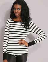 Supertrash Breton Stripe Knitted Body