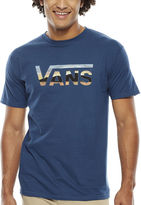 Vans Classic Drop V Fill Graphic T-Shirt