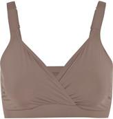 Yummie by Heather Thomson Rita stretch-jersey soft-cup bra