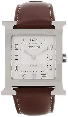 Hermes 2010 pre-owned Heure H 32mm