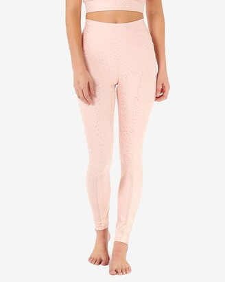 Express Electric Yoga High Waisted Together Legging