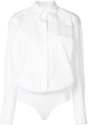 Alix Howard shirt bodysuit