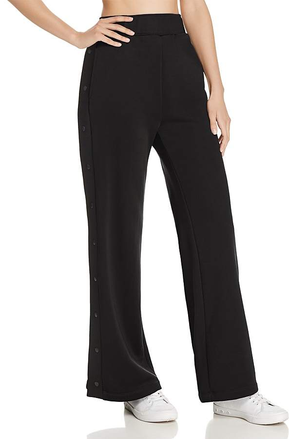 Alexander Wang French-Terry Track Pants