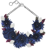 Forest of Chintz Modern Aster Necklace