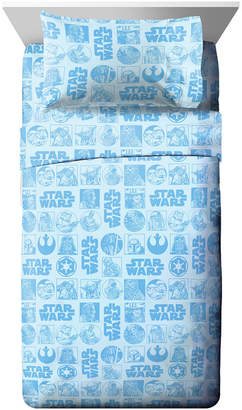 Star Wars Galactic Grid Full 5-Pc. Bed in a Bag Bedding