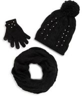 Betsey Johnson Glam Winter Set