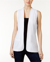 Kensie Pleated-Back Vest