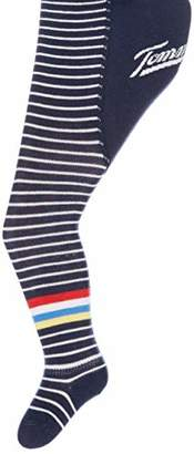 Tommy Hilfiger Th Baby Tights 1p Stripes Calf Socks,(Size: 062)