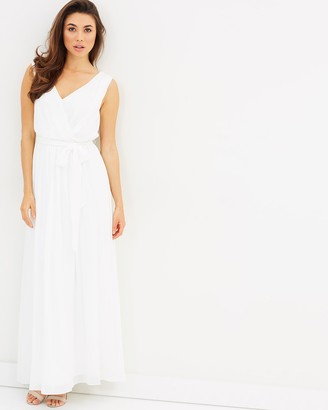 Esther Luxe Tulip Maxi Dress
