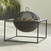 Crate & Barrel Carswell Small Firepit