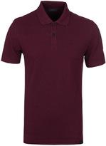 Belstaff Pearce Port Melange Pique Polo Shirt