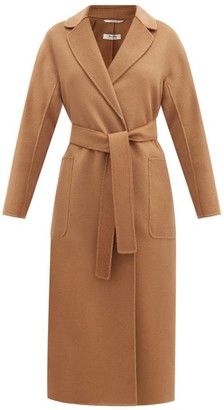 S Max Mara Amore Coat - Brown