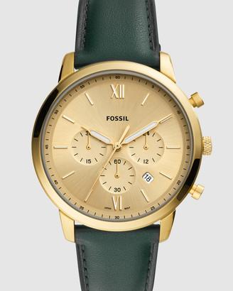 Fossil Neutra Chrono Green Chronograph Watch