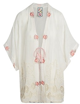Johnny Was Kahlil Embroidered Kimono