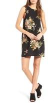 Leith Women's Lace Trim Shift Dress