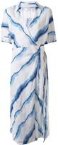 SUBOO Estelle tie-dye maxi dress