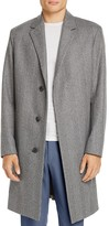 Theory Bower Wool Herringbone Overcoat - 100% Exclusive