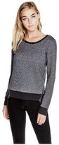 G by Guess GByGUESS Women's Tati Quilted Pullover