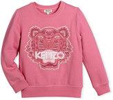 Kenzo Bubble Beads Tiger Sweatshirt, Size 6
