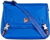 Tommy Hilfiger Ripstop Nylon Messenger Bag