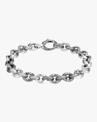 John Hardy Classic Chain Knife Edge Link Bracelet