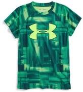 Under Armour 'Big Logo' UA Tech TM Graphic T-Shirt (Little Boys & Big Boys)