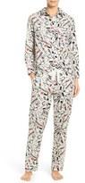 Kate Spade Women's Flannel Pajamas