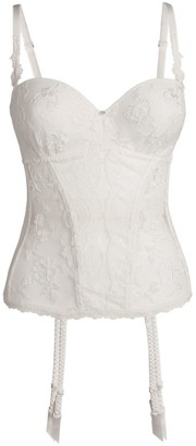 Lise Charmel Lace Embroidered Bridal Basque
