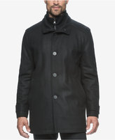 Andrew Marc Strafford Wool-Blend Bibby Car Coat