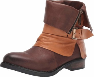 Spring Step Womens Mid Calf Boot