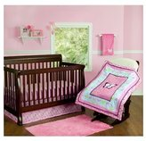 "Pem America 3 Piece Nursery Set ""Step by Step"" Butterfly/Glitter"