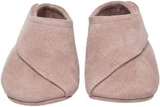 Lodger Soft Leather Baby Shoes Summer Slippers