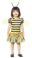 Infant/Toddler Sweetheart Bee Costume