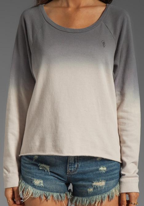 Obey Slasher Dip Dye Sweatshirt