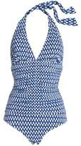 Tart Collections Printed Halterneck Swimsuit