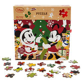 Disney Mickey Mouse and Friends Holiday Puzzle
