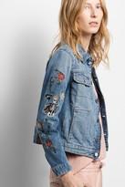 Zadig & Voltaire Kioky Embroidered Jacket