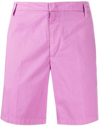 Dondup Manheim straight-leg bermuda shorts