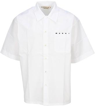 Marni Short Sleeved Bowling Shirt