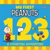 """""""My First Peanuts: 1,2,3"""" Board Book"""