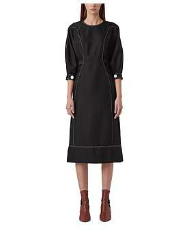 Camilla And Marc C & M Faith Topstitch Twill Dress