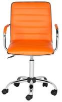 Safavieh Suzy Desk Chair Orange