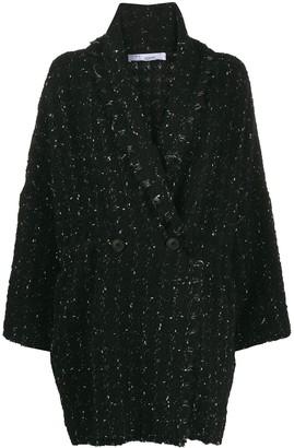 IRO Boucle Knit Coat