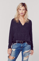 Feel The Piece cashmere paisley sweater