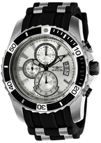 Invicta Pro Diver Chronograph Stainless Steel Watch, 45mm