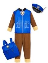 Rubie Enterprises, Ltd. PAW Patrol Chase Costume Set, Toddler & Little Boys (2T-7)